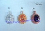 Micro Paved Pendants